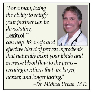[Picture: Dr. Urban with quote]